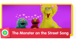 Who's the monster on the street?