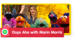 Oops, wait, Aha! Sing along with Maren Morris and learn that it's alright to make mistakes