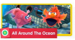 Move your fins all around the ocean to this fishy tune!
