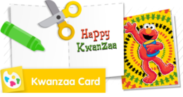 Wish your friends and family a Happy Kwanzaa.