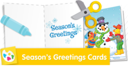 Wish your friends and family Season's Greetings!