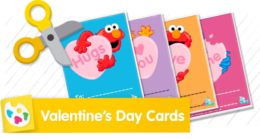 Print out these cute Valentine's Day Cards to share with your loved ones.