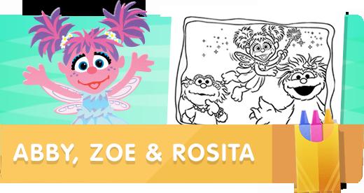 Abby, Zoe & Rosita