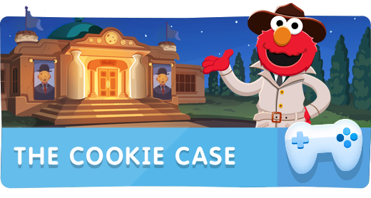 Detective Elmo: The Cookie Case