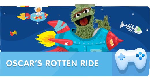 Oscar's Rotten Ride