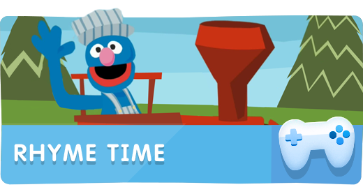 Grover's Rhyme Time