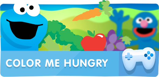 Color Me Hungry
