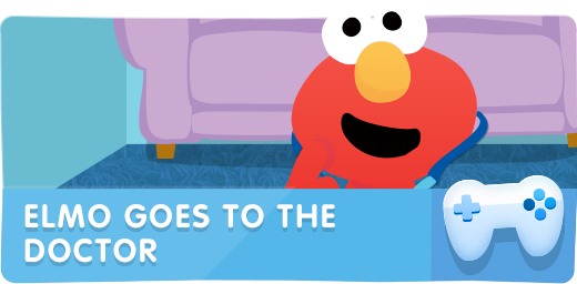 Elmo Goes to the Doctor