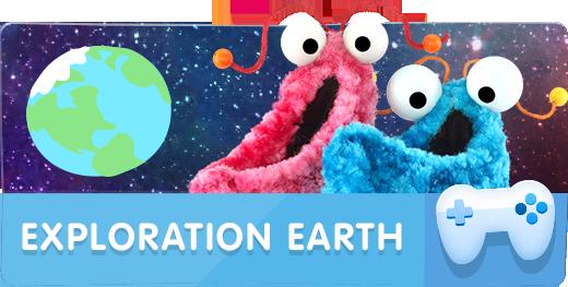 Exploration Earth