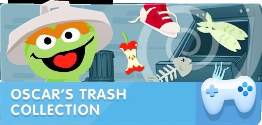Oscar's Trash Collection