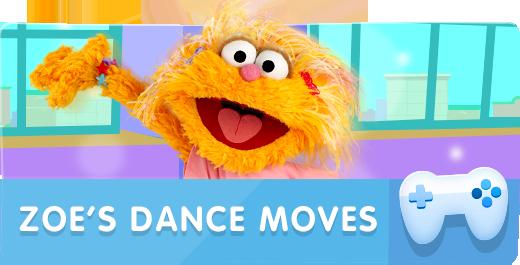 Zoe's Dance Moves