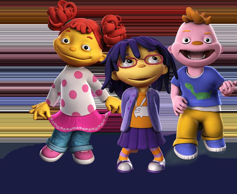 Gabriela, Gerald and May