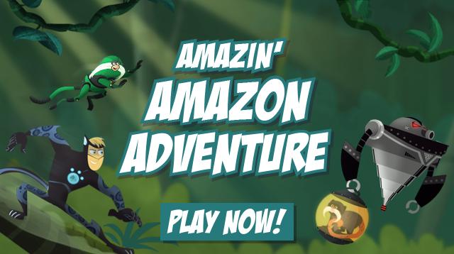 Amazin' Amazon Adventure