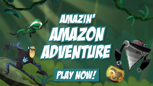 Amazin' Amazon Adventure