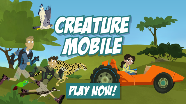 Creature Mobile Card