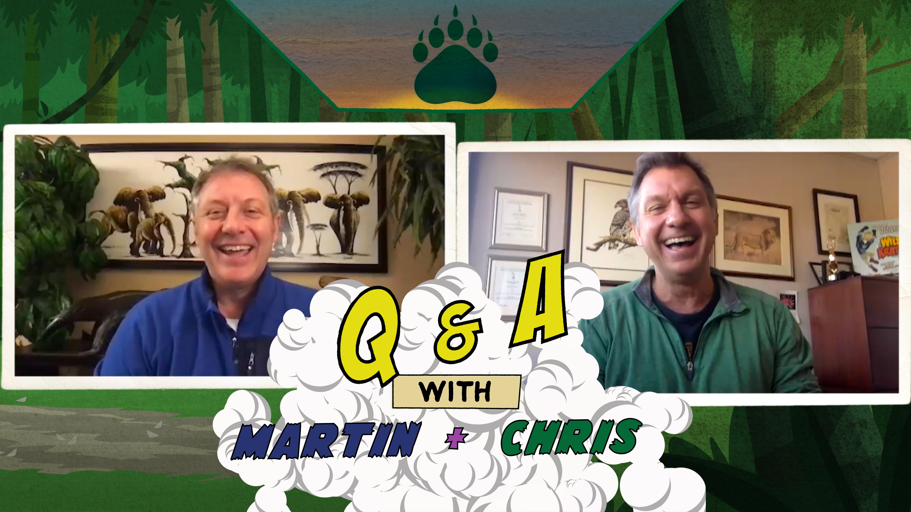 Kratt Brothers Q&A