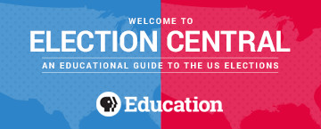 Link to Education Election Central Site.