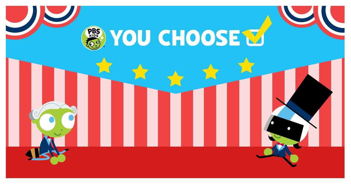 You Choose 2016 Pbs Kids